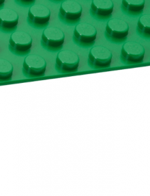 green-lego-base-board