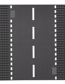 lego road plate